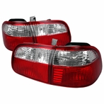 Red/Clear Altezza Tail Lights
