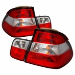 Red/Clear Tail Lights