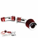 Red Cold Air Intake System + Filter (3.0L)