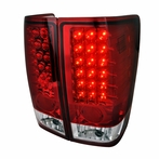 Red LED Altezza Tail Lights