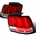 Red Sequential LED Tail Lights