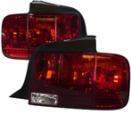 Red Sequential Tail Lights