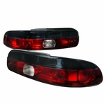 Red/Smoked Altezza Tail Lights