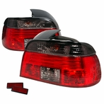 Red/Smoked Euro Tail Lights