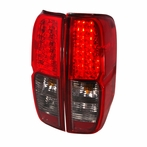 Red/Smoked LED Tail Lights