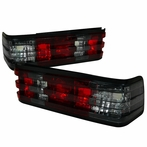Red/Smokedd Tail Lights
