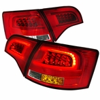 Red Tail Lights