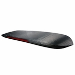 Roof Spoiler with LED Brake Light (Carbon Fiber)
