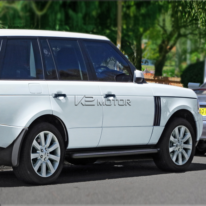 Land Rover 2010 Price: 03-10 Land Rover Range Rover HSE Side Step Running Board Kit