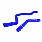 Silicone Radiator Hose Pipe (Blue)