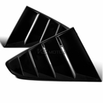 Slotted Side Window Louvers