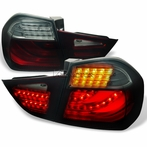 Smoked LED Tail Lights
