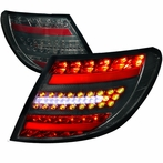 Smoked 3D LED Tail Lights