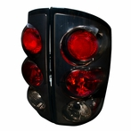 Smoked 3D Tail Lights
