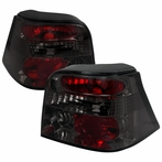 Smoked Altezza Tail Lights