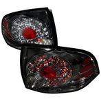 Smoked JDM Style LED Tail Lights