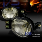 Smoked LED Fog Lights