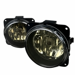 Smoked OEM Style Fog Lights Kit
