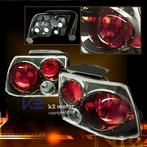 Smoked Tail Lights