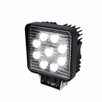 Square 6 LED Work Fog Lights