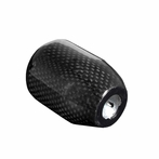 Super Low Shift Knob - Screw On - Manual (Carbon Fiber)