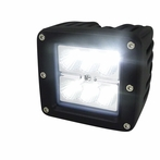 Universal 6 LED Flood Beam Cube Work Fog Lamp