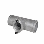 "Universal Blow Off Valve Thick Adaptor Flange Pipe (2"")"