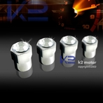 Universal Crystal Decor Wheel Valve Cap (4pc)