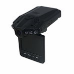 Universal In-Car HD DVR Video Camcorder with 2.5inch LCD Screen