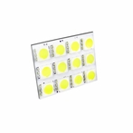 Universal Interior LED Dome Light (12pc)