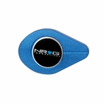 Universal Radiator Cap Cover By Nrg (Blue)