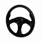 Universal Type 2 Style Steering Wheel - 320Mm (Black)