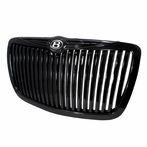 Vertical Grill (Black)