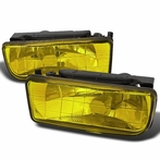 Yellow Fog Lights