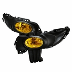 Yellow OEM Style Fog Lights Kit