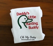 Daddy's Hunting Buddy - Duck