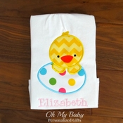 Easter Chick and Egg Shirt