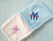 Personalized Lovie Blanket