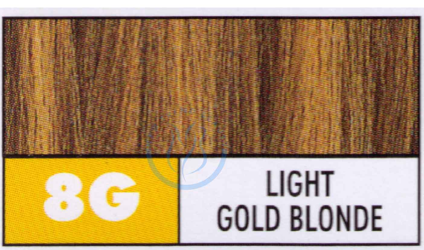 Paul Mitchell The Color Permanent Cream Hair Color 3oz (8G) Light Gold