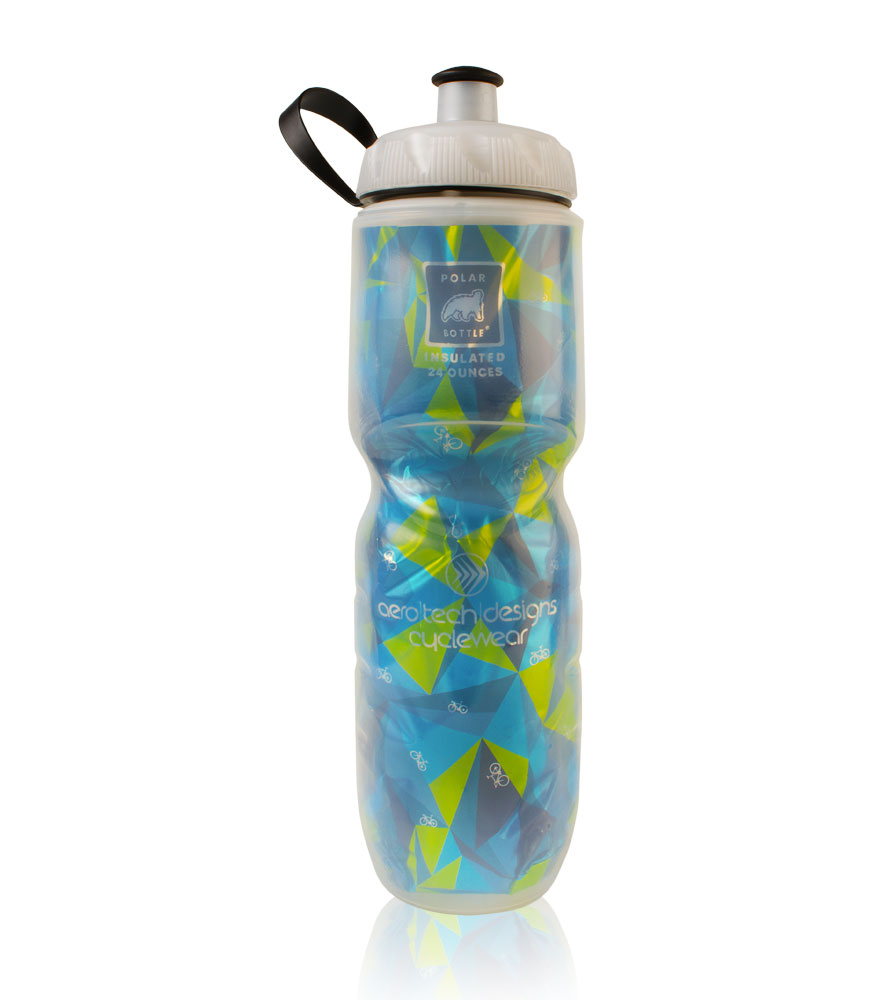 Atd Polar Mountains Water Bottle Made In Usa