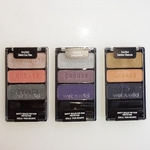 Wet n Wild Color Icon Trio Eyeshadow (Fall 2013 Edition)