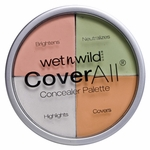 Wet n Wild Cover All Correcting Palette