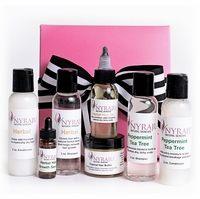 Hair Care Sample Kit Gift Box