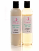 Peppermint Tea Tree Set - Shampoo and Conditioner