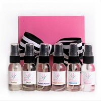 Scented Body Mist Sample Size Gift Set