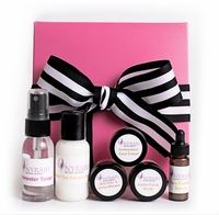 The Natural Skin Care Sample Kit Gift Box