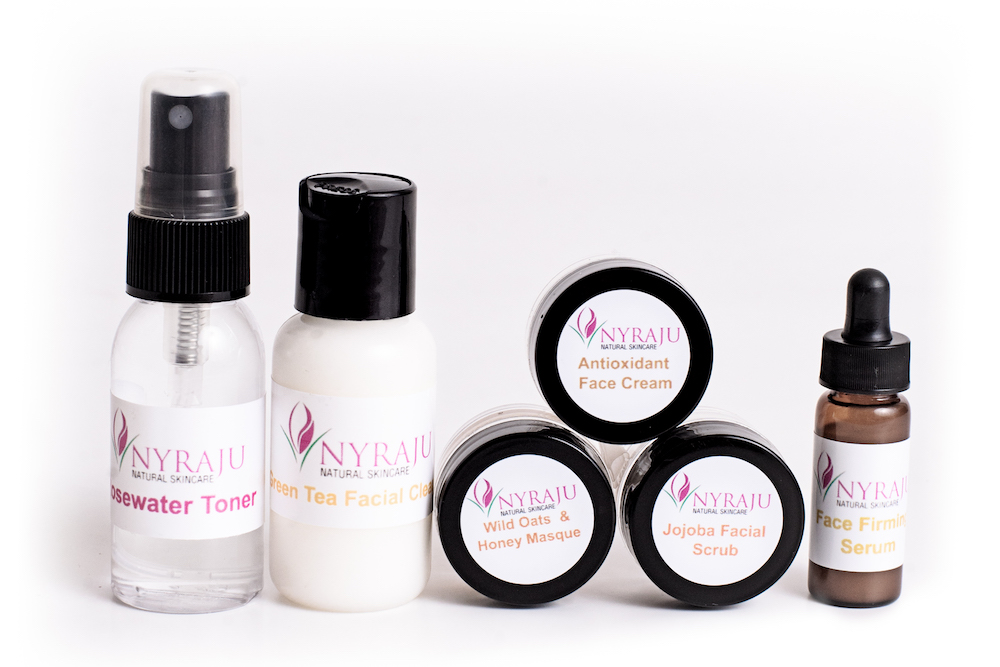 Just Natural Skin And Hair Care Products