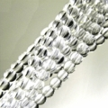 4 mm Crystal Round 90 Beads