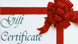 STORE CLOSED FOR RELOCATION. TO REDEEM GIFT CERTIFICATE ON LINE CALL 703.241.2877