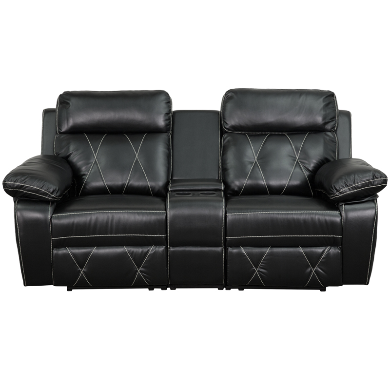 Power Recliner Sofa Leather Images Astounding Gray